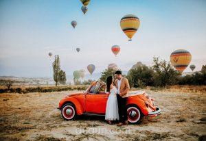 classic rental car cappadocia
